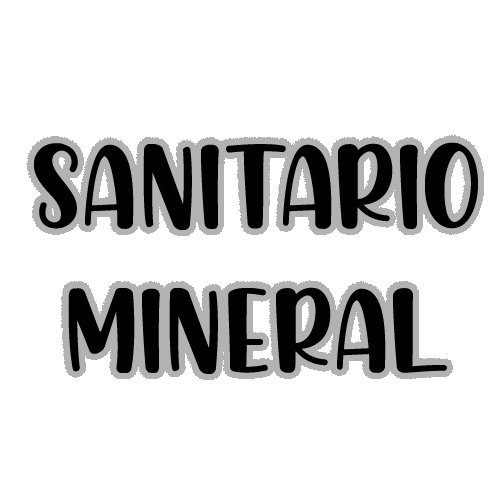 sanitario mineral